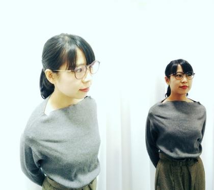 【JINS】「JINS SCREENホリデー限定ボストンモデル」