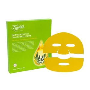 【キールズ】3種の天然オイル配合の新素材マスク&敏感肌用クリーム誕生!