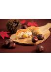 八天堂 秋の季節限定商品「まるごとマロンの入ったくりーむパン」が販売開始!