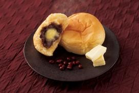 八天堂 毎年大人気の冬季限定商品 「くりーむパン あんバター」販売開始!