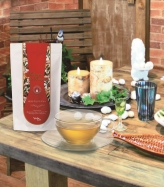 ヴェーダヴィ 糖質コントロール、燃える!飲むエクササイズのダイエット茶「サラシア&ジンジャー」新発売!