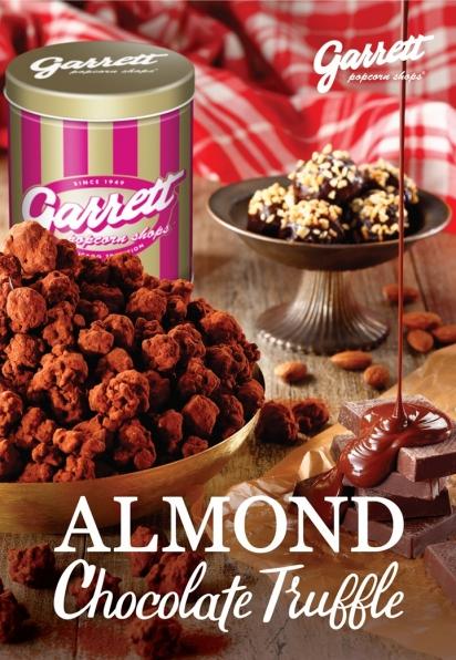 【Garrett Popcorn Shops®】Happy Valentine!新商品のお知らせ