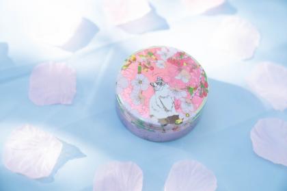 【スチームクリーム】新作デザイン缶発売のお知らせ
