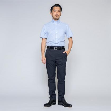 【WWS】新商品!究極の半袖ボタンダウンシャツ入荷
