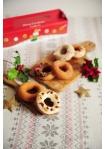 はらドーナッツのクリスマス限定ボックス♪